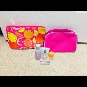 Clinique beauty items